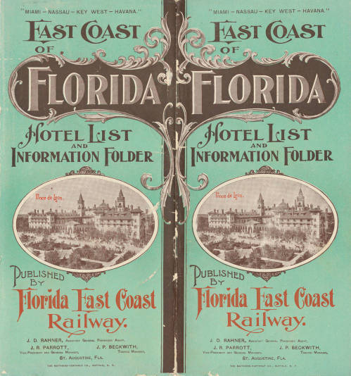 Florida Tourism Booklet